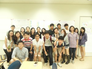 Stanford D.School Design Thinking Experience, (8.15 광복절 Session)